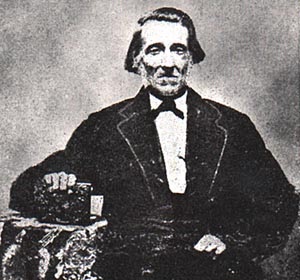 Isaac Sheen in 1860