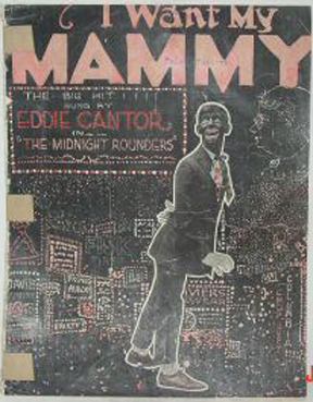 Mammy sheet music
